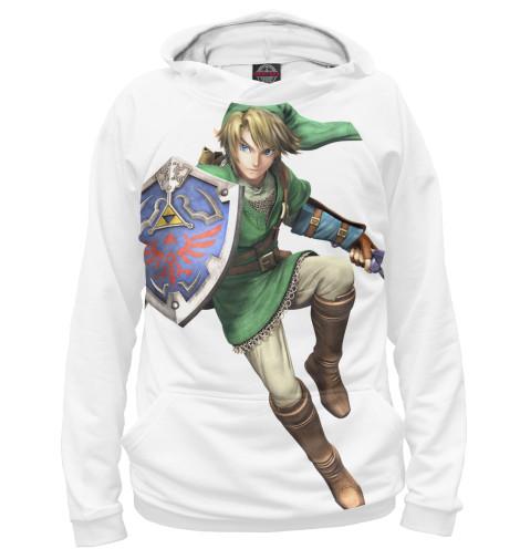 Купить Мужское худи The Legend of Zelda RPG-150295-hud-2