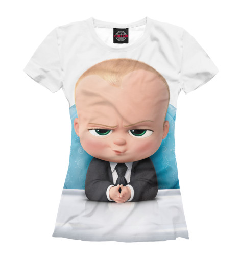 Футболка Print Bar Boss Baby boss orange толстовка