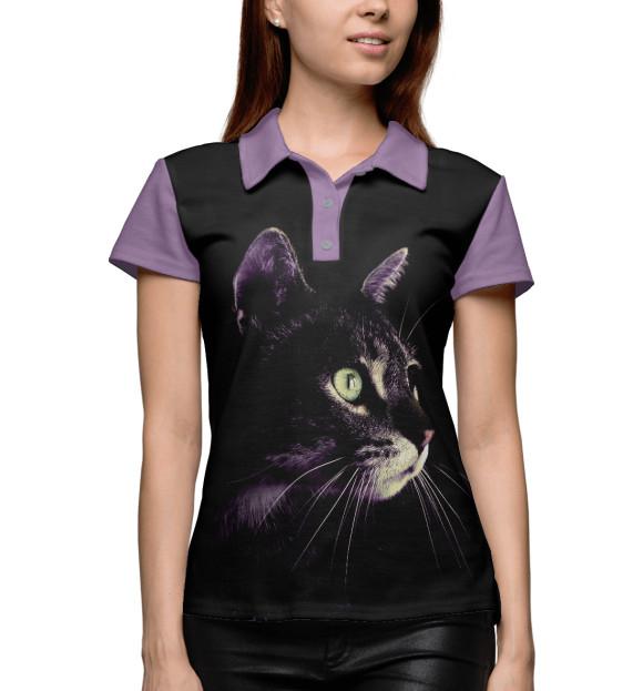 Купить Женское поло Котик CAT-434257-pol-1