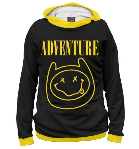 Худи Print Bar Adventure Finn