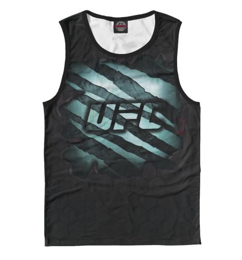 Майка Print Bar Логотип UFC майка print bar ufc