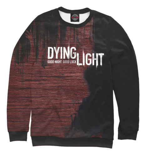 Свитшот Print Bar Dying Light худи print bar dying light