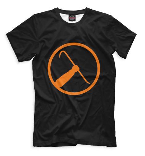Мужская футболка Лямбда