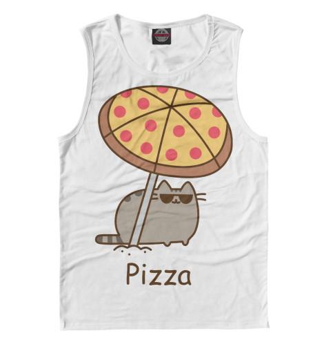 Майка Print Bar Pizza свитшот print bar flash pizza