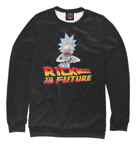 Свитшот Print Bar Rick To The Future rick yancey the 5th wave