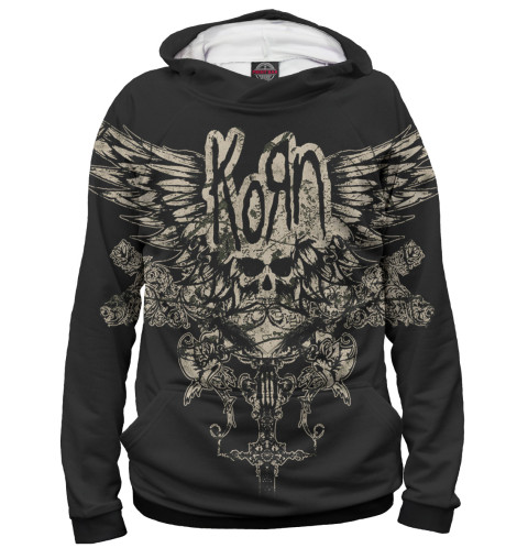 Мужское худи Korn