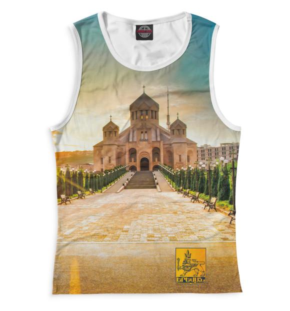 Купить Майка для девочки Армения AMN-695541-may-1
