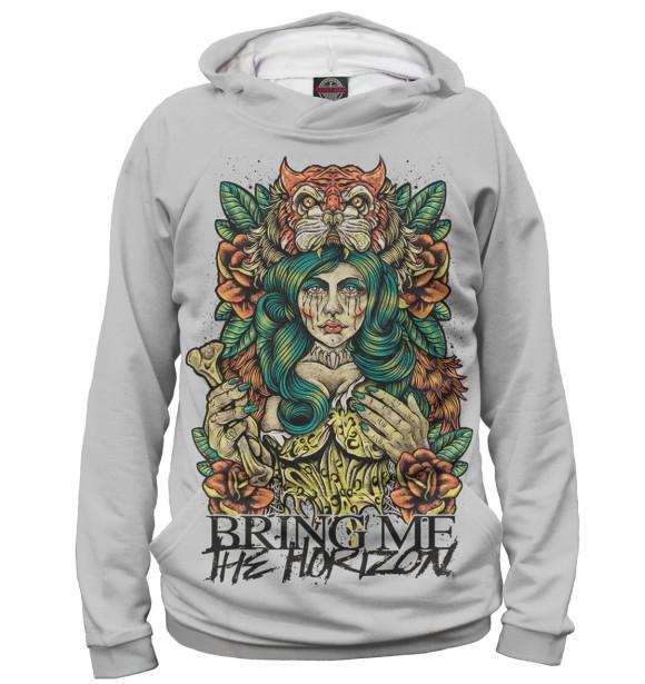 Купить Женское худи Bring Me The Horizon BRI-366005-hud-1