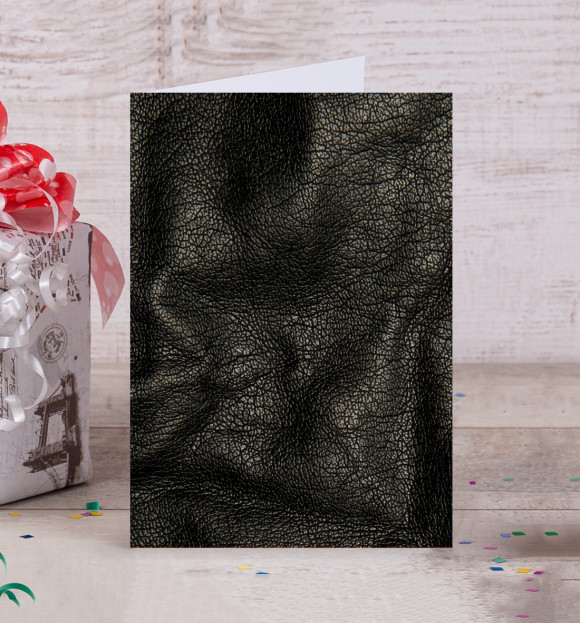 Прикольный сотку, открытки кожа