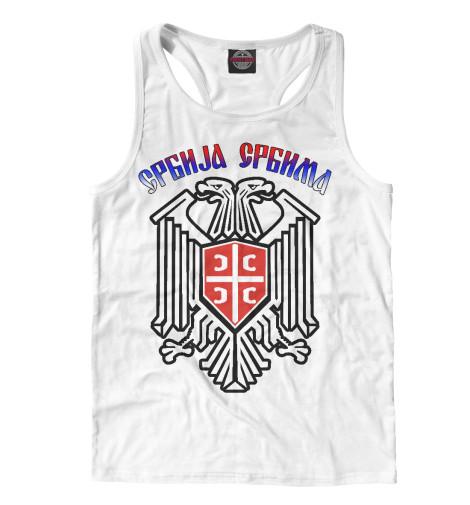 Майка борцовка Print Bar Сербия