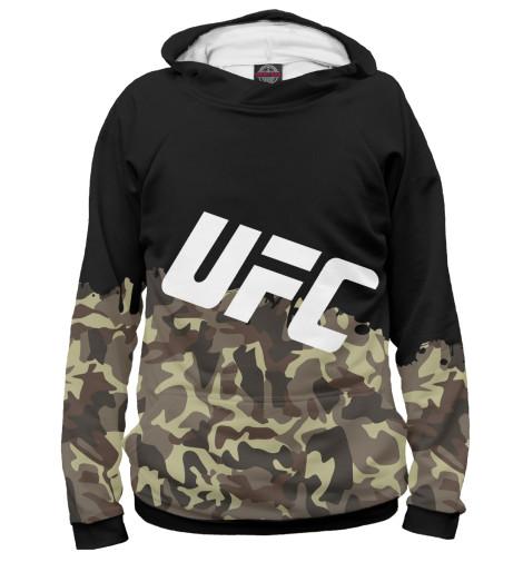 Худи Print Bar UFC Камуфляжная ufc 2 ps4
