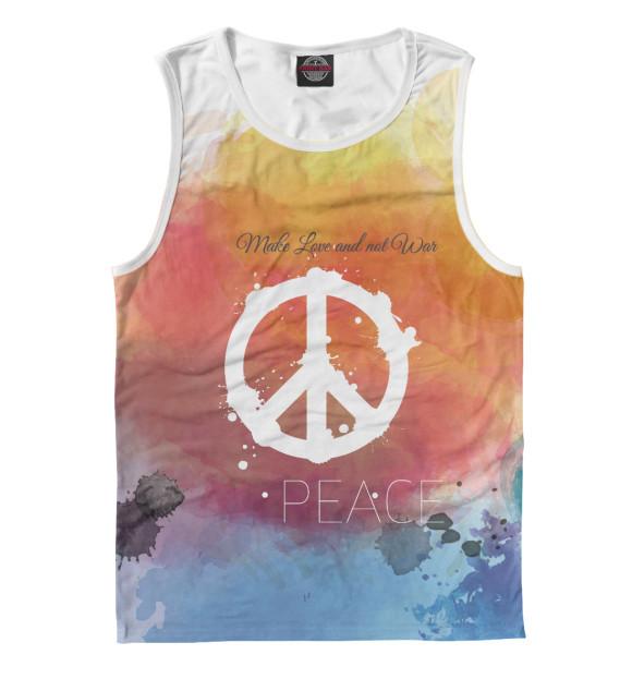 Купить Майка для мальчика Мир APD-630841-may-2