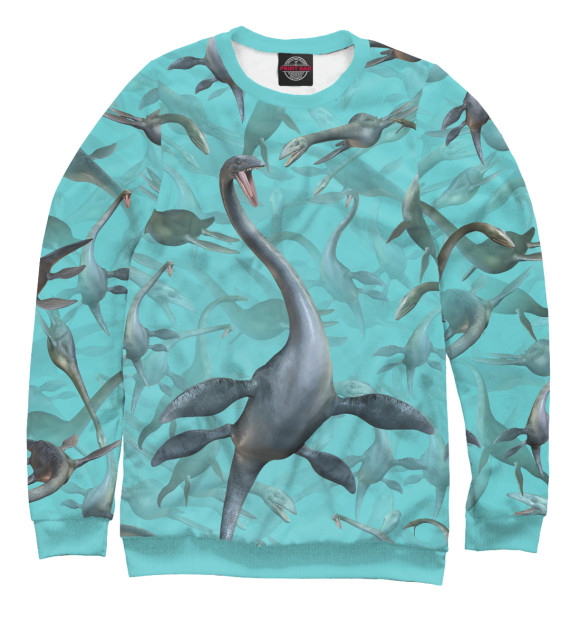 Купить Мужской свитшот Морские динозавры APD-519685-swi-2