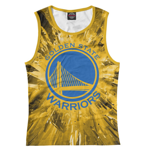 Майка Print Bar Golden State Warriors nikko машина nissan skyline gtr r34 street warriors 1 10 901584 в перми