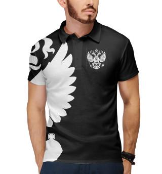 Крутые футболки-поло с принтами - купить в интернет магазине Print Bar 3bb34141a42