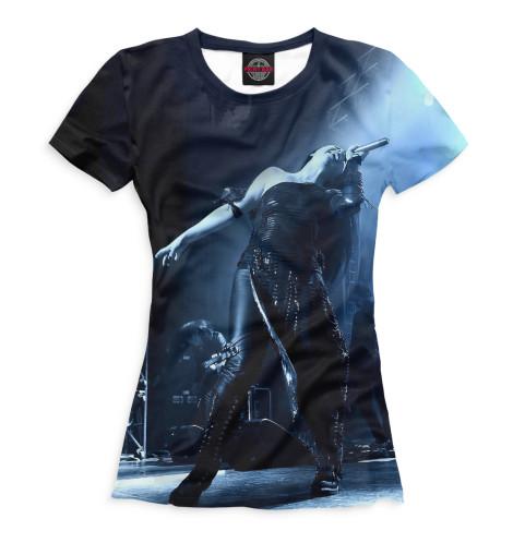 Женская футболка Evanescence