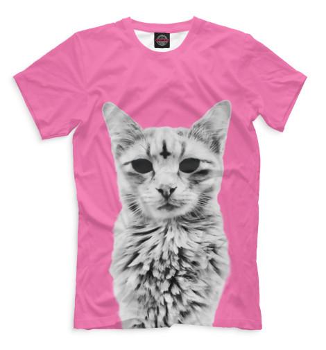 Купить Мужская футболка Коты CAT-850644-fut-2