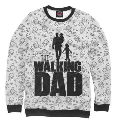 Свитшот Print Bar Walking Dad