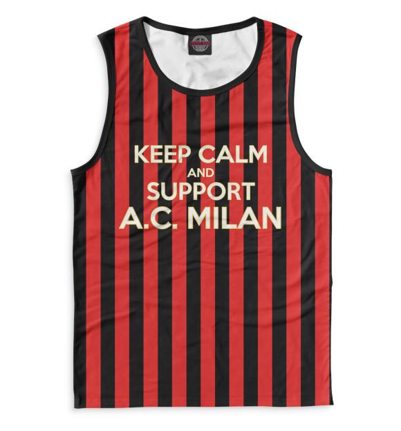 Купить Мужская майка AC Milan ACM-467051-may-2
