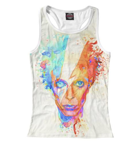 Майка борцовка Print Bar David Bowie цена и фото