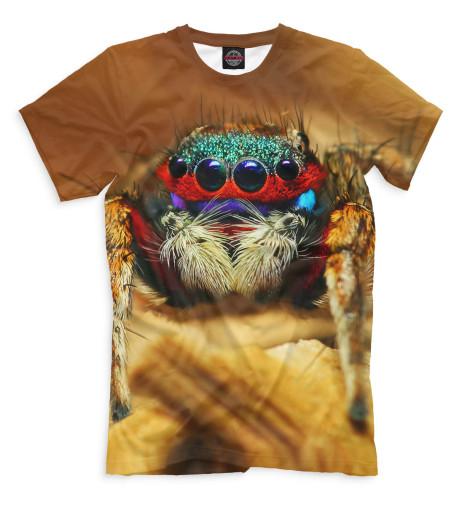 Мужская футболка Насекомые