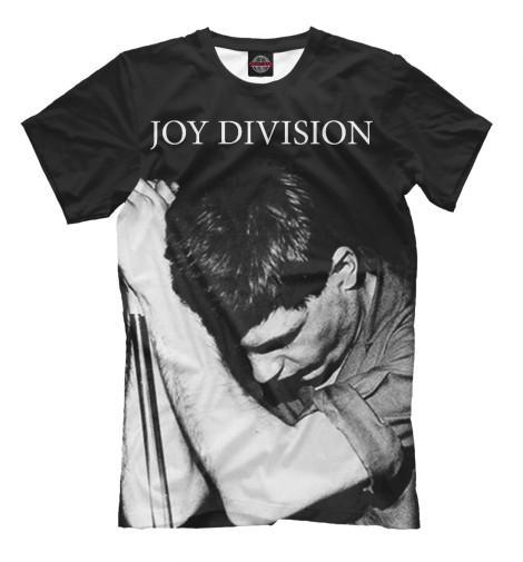Футболка Print Bar Joy Division майка борцовка print bar joy division