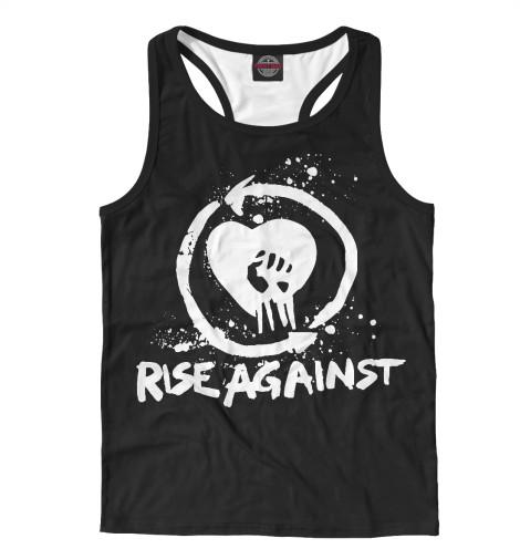 Майка борцовка Print Bar Rise Against