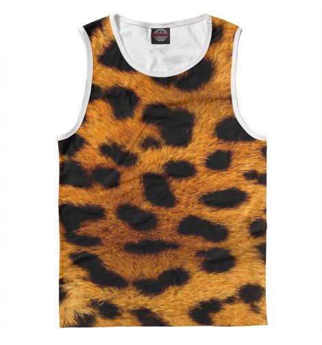 Майка Print Bar Пятно леопарда худи print bar пятно леопарда