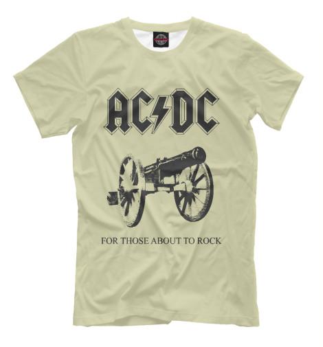 Купить Мужская футболка AC/DC MZK-523936-fut-2