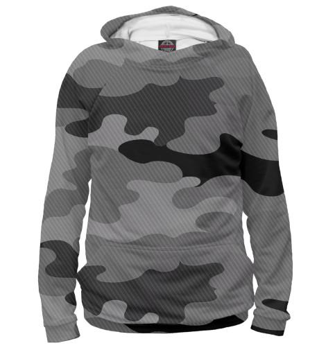 Худи Print Bar camouflage gray игрушка ecx ruckus gray blue ecx00013t1