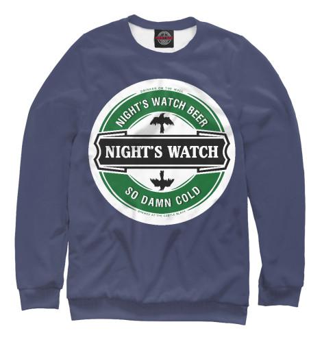 Свитшот Print Bar Nights Wacth white nights
