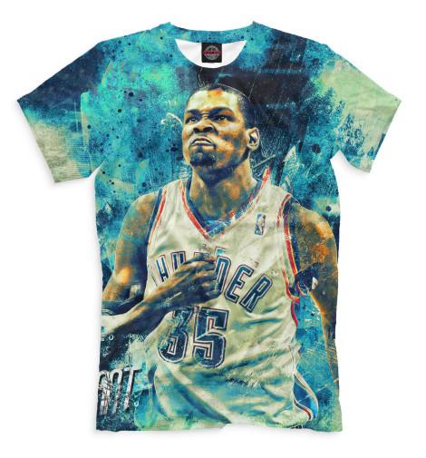 Купить Мужская футболка Кевин Дюрант NBA-208356-fut-2