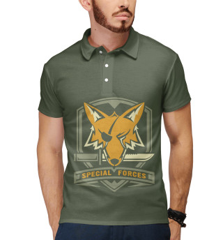 Мужское поло Special Forces Foxhound