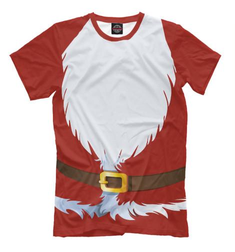 Купить Мужская футболка Дед Мороз NOV-221342-fut-2