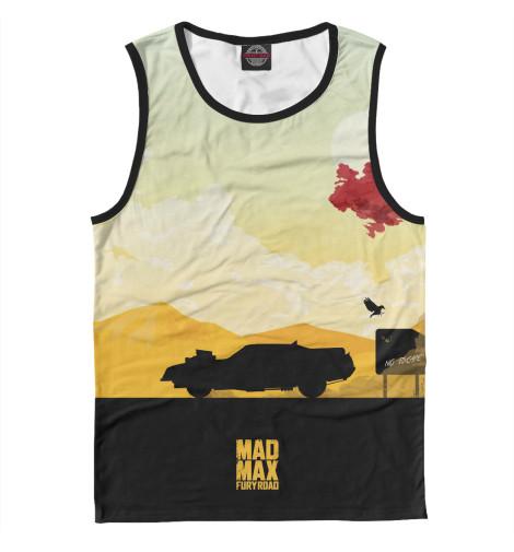 Купить Мужская майка Mad Max KNO-324857-may-2