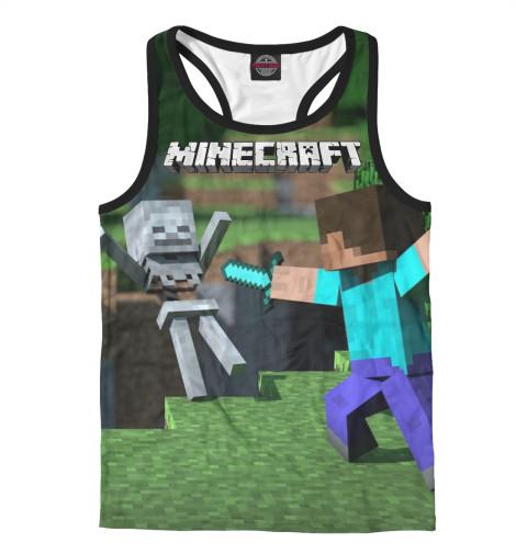Купить Мужская майка-борцовка Minecraft MCR-835180-mayb-2