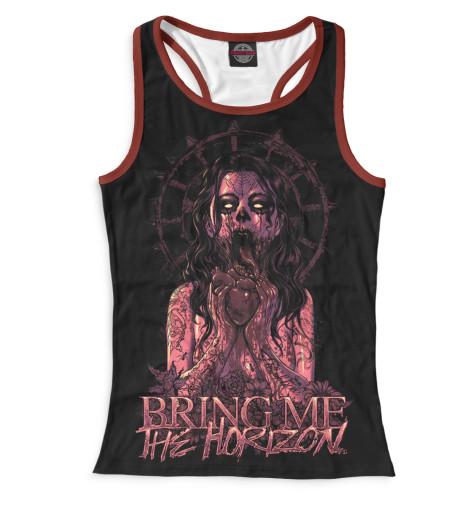 Купить Женская майка-борцовка Bring Me The Horizon BRI-328517-mayb-1