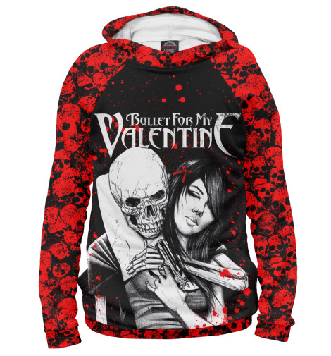 Худи Print Bar Bullet For My Valentine худи print bar bullet for my valentine venom