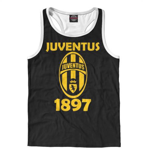 Майка борцовка Print Bar Juventus juventus tigres