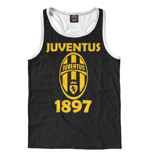 Майка борцовка Print Bar Juventus майка print bar juventus