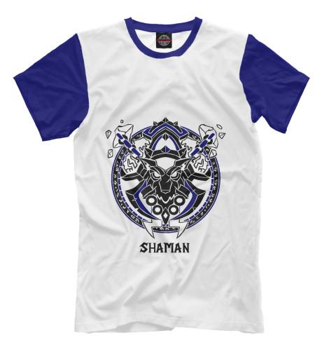 Футболка Print Bar Shaman dmitry shustin shaman book 1 renaissance