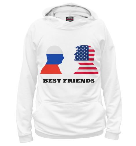 Худи Print Bar Best Friends best friends club ink dollpack twins aleisha noelle