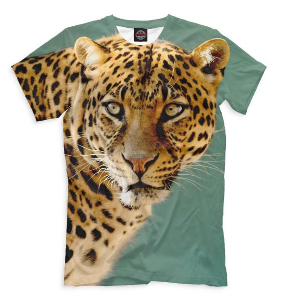 Купить Футболка для мальчиков Леопард HIS-952380-fut-2
