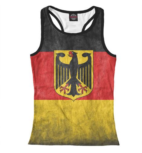 Майка для девочки Флаг Германии CTS-391031-mayb-1  - купить со скидкой