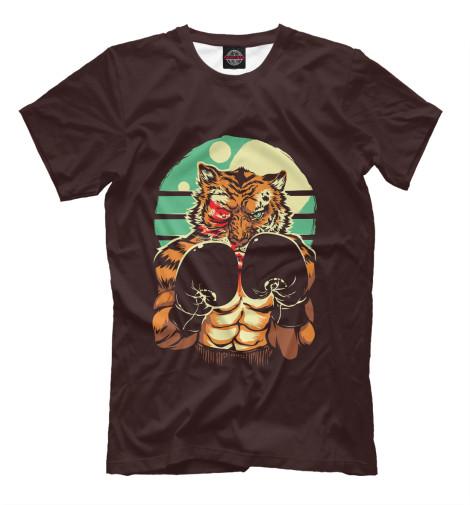 Футболка Print Bar Eye of the Tiger футболка print bar eye of the tiger