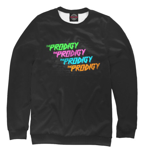 Свитшот Print Bar The Prodigy свитшот print bar metal is the new black
