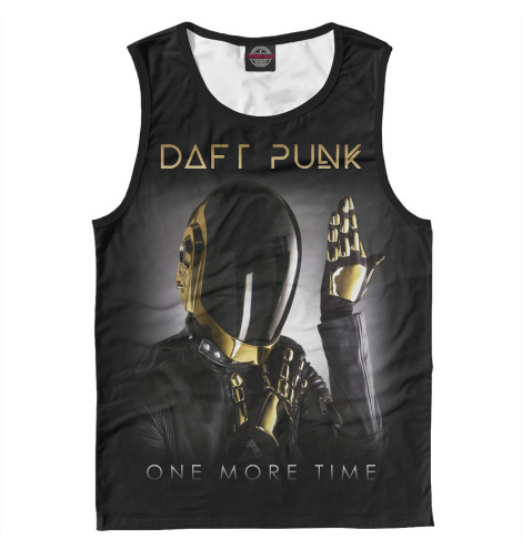 Купить Мужская майка Daft Punk DFP-400937-may-2