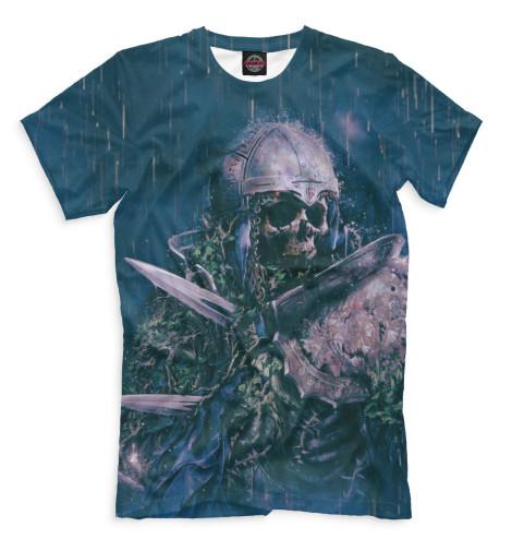 Купить Мужская футболка Скелет SKU-221659-fut-2