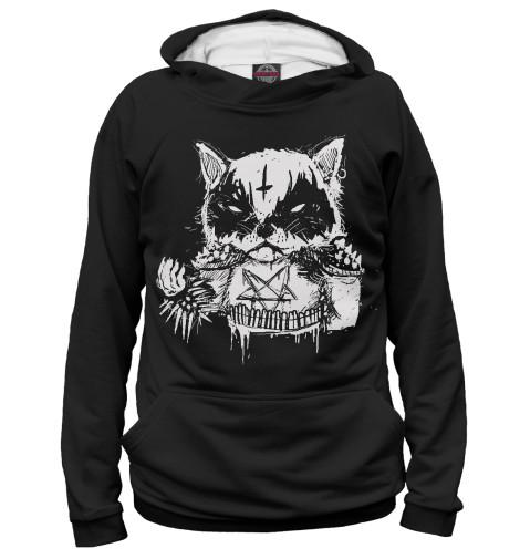 Мужское худи Dark Cat