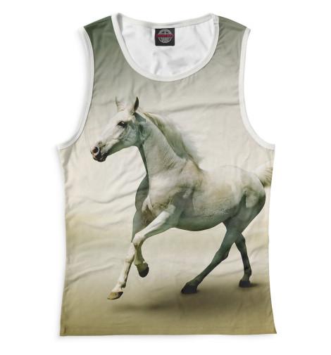 Майка Print Bar Лошади куплю телегу к лошади в гродно